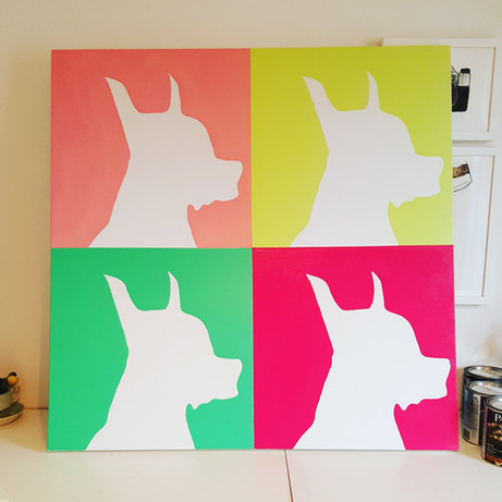 HLT four dogs painting.jpg