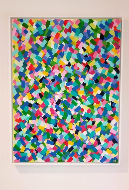 colourful confetti by Heather Lynne Trav