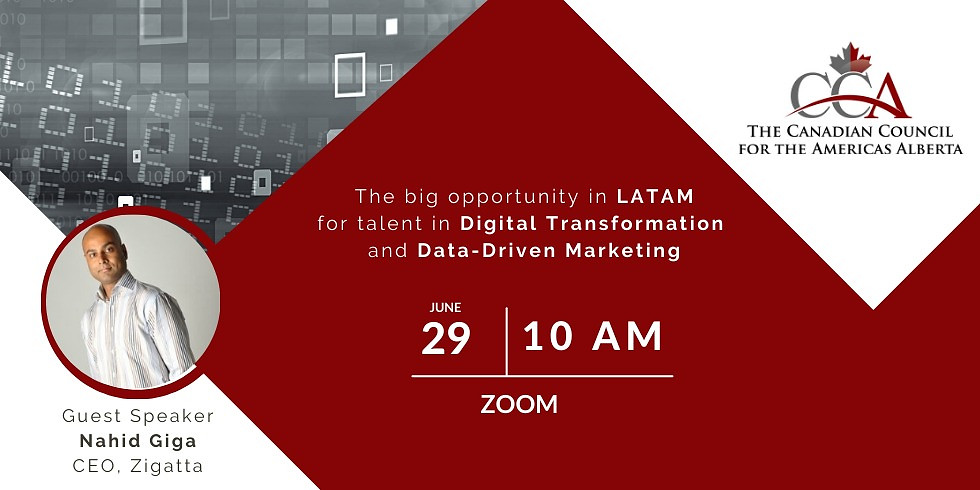 The Big Opportunity in LATAM for Digital Transformation and Data-Driven Marketing