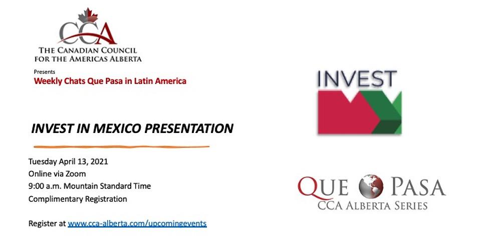 Invest in Mexico Presentation