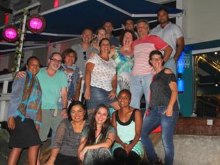 Rencontre entre stagiaires de l'ESSEC Nouméa