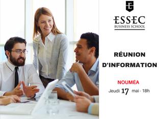 """Réunion d'information """"Managers d'unité d'affaires"""""""