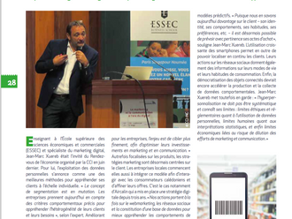 Retour sur la conférence ESSEC sur le marketing digital