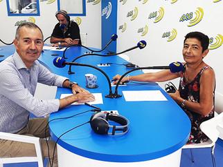 Xavier Mouliès, l'invité du matin sur RRB
