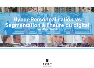 Le marketing à l'heure du digital