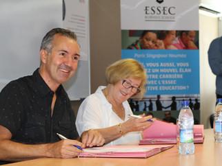 La CCI parraine la promotion 2016-2017 de l'ESSEC