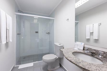 Banheiro Suites