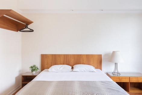 Dormitório Suite Master | 1 king