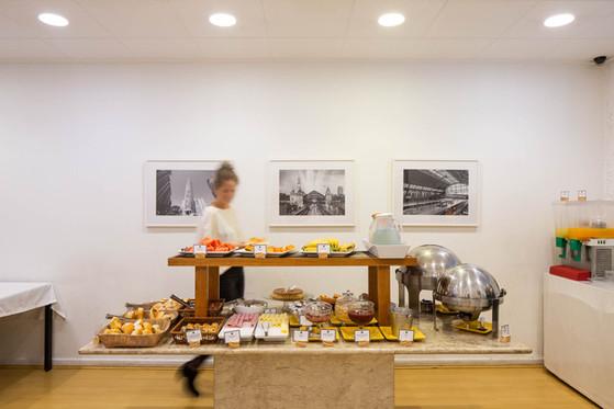 Buffet Café da Manhã