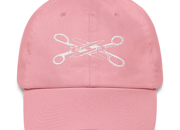 Scissoring ScissorsDad Hat