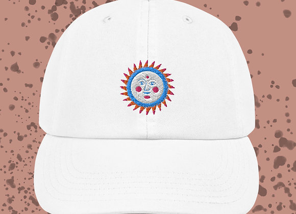 There Was a Sun Once Champion Hat