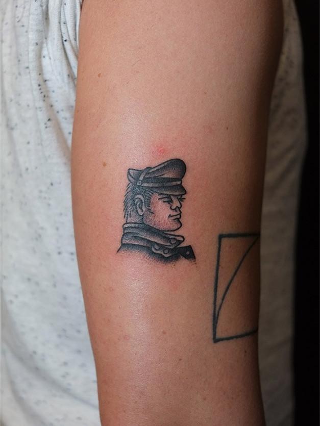 Tommas Finland Tattoo