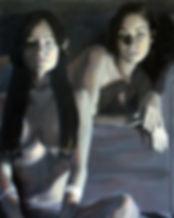 3 Paula Saneaux _ Los Minutos _ 30x24 in