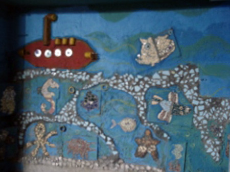 Mural Escuela