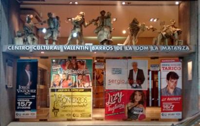 Centro Cultural Valenín Barrios