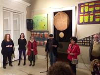 Inauguración Arte Politica Soberania