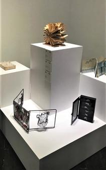 Libro de Artista Cuerpos Emancipados Móstoles