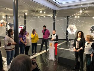 Inauguracion Panal Móstoles