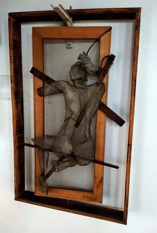 Crucificada