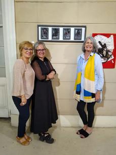 Inauguración Muestra Arte Politica y Genero