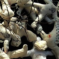 Detalle Muñecas de Trapo I