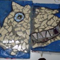 Mosaico Escuela