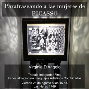 Parafraseando a las Mujeres de Picasso