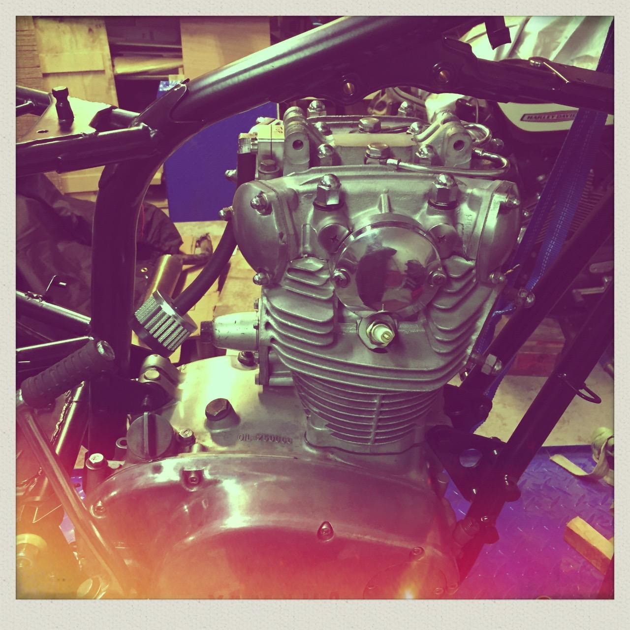 Moto Therapy réfection moteur