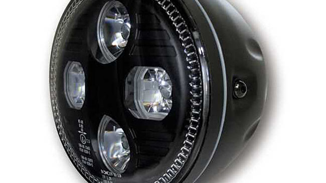 "ATLANTA 5-3 / 4 ""LED HEADLIGHT"