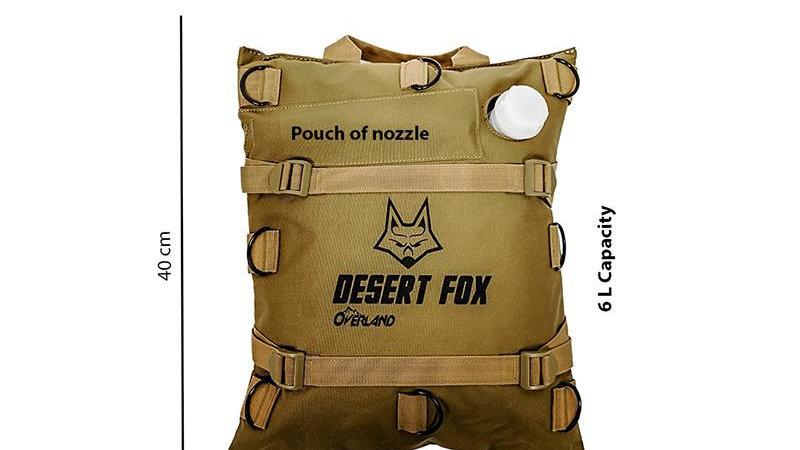 Overland 6L Fuel Cell Desert Fox