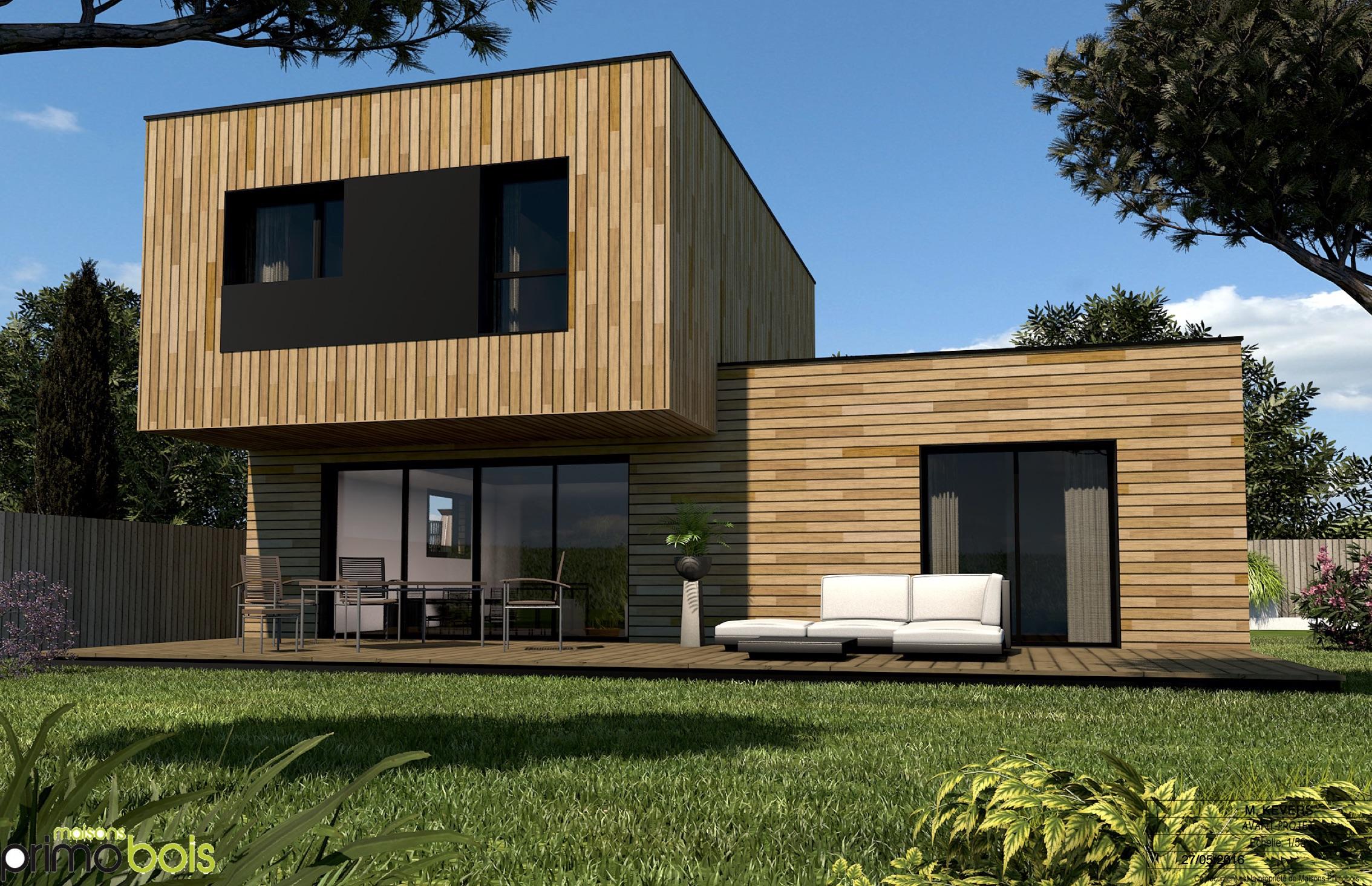 Constructeur maison bois CCMI