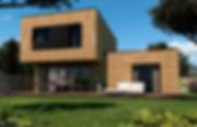 Constructeur CCMI maisons bois Oise Val d'Oise Yvelines