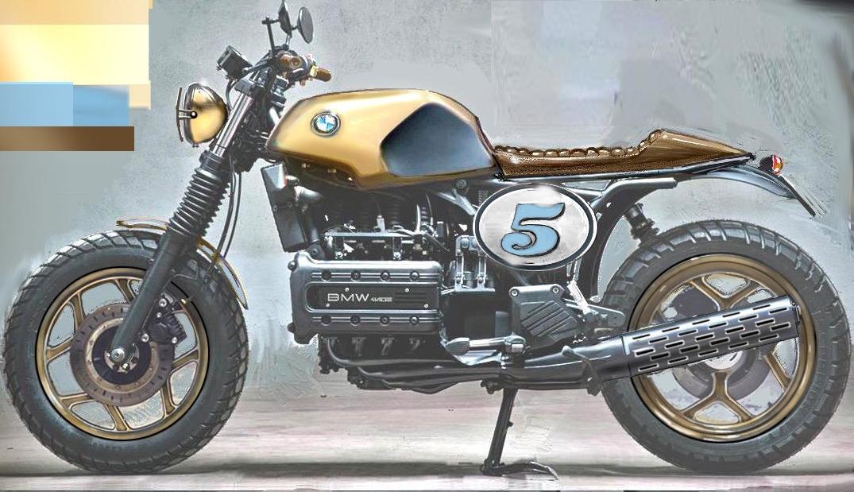 moto therapy bmw K100