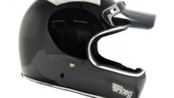 Casque Integral ROEG PERUNA Gloss Black
