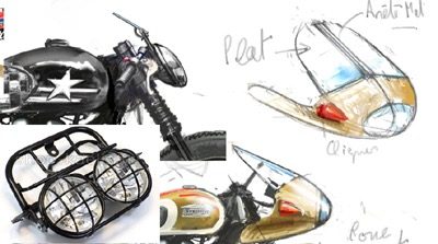 moto therapy design projets