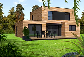 Constructeur CCMI Maison Bois Paris Ile de France Oise Val d\'Oise ...