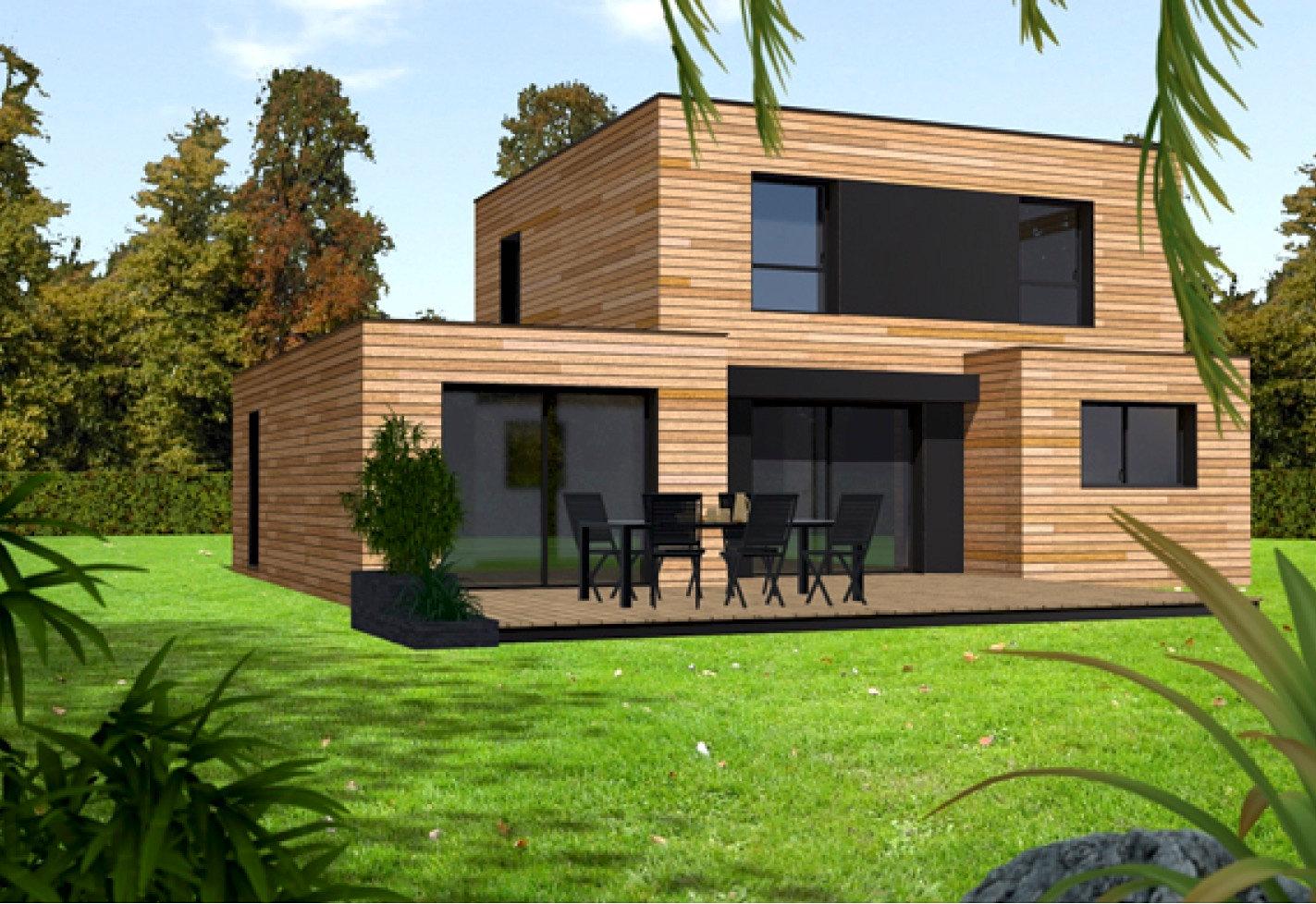 Constructeur ccmi maison bois paris ile de france oise val for Constructeurs de maisons en bois 22