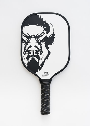 Bison Paddle (White)