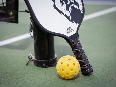 Pickleball - The Game Rules