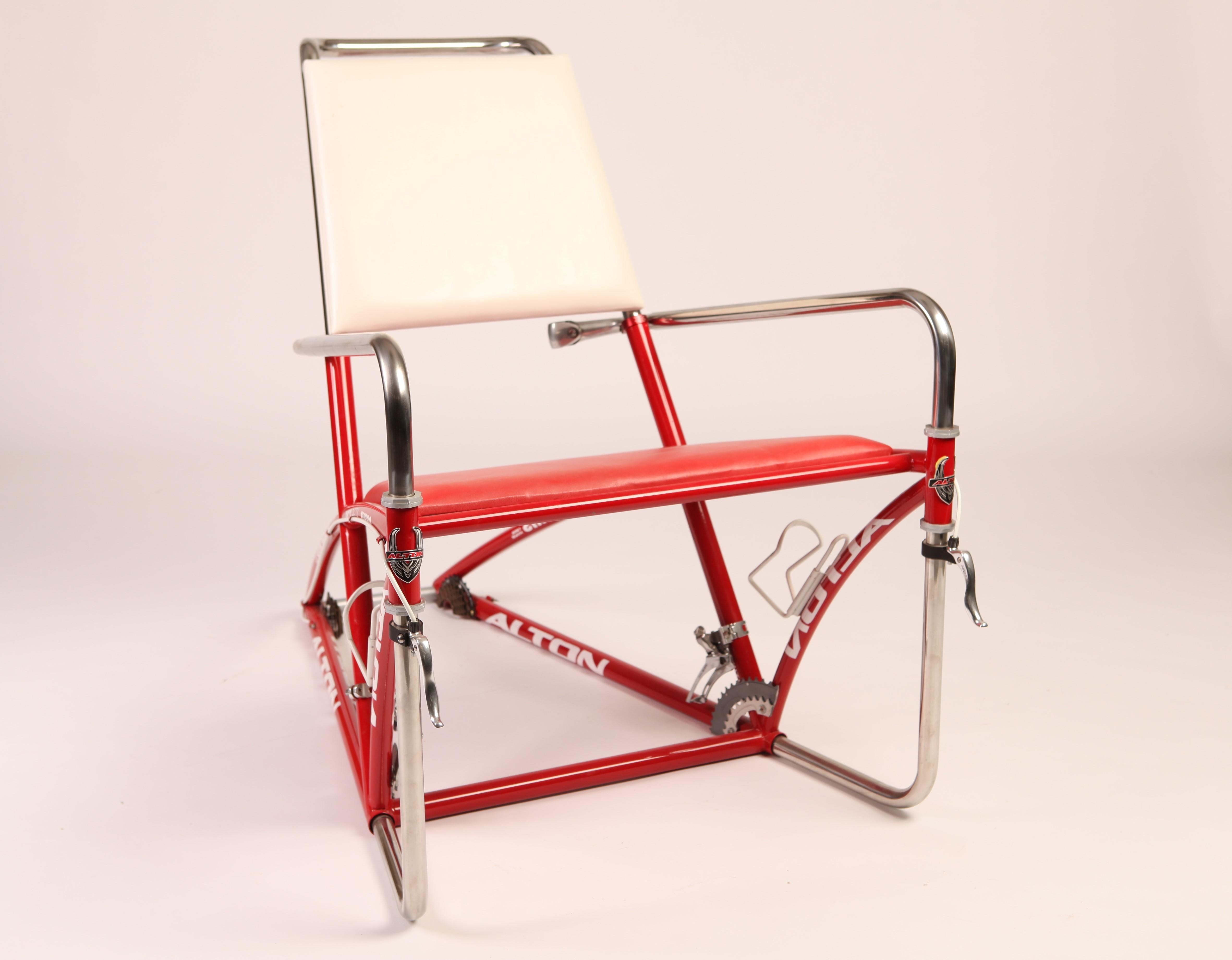 Ride a chair