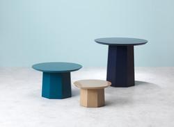 octagonal table set
