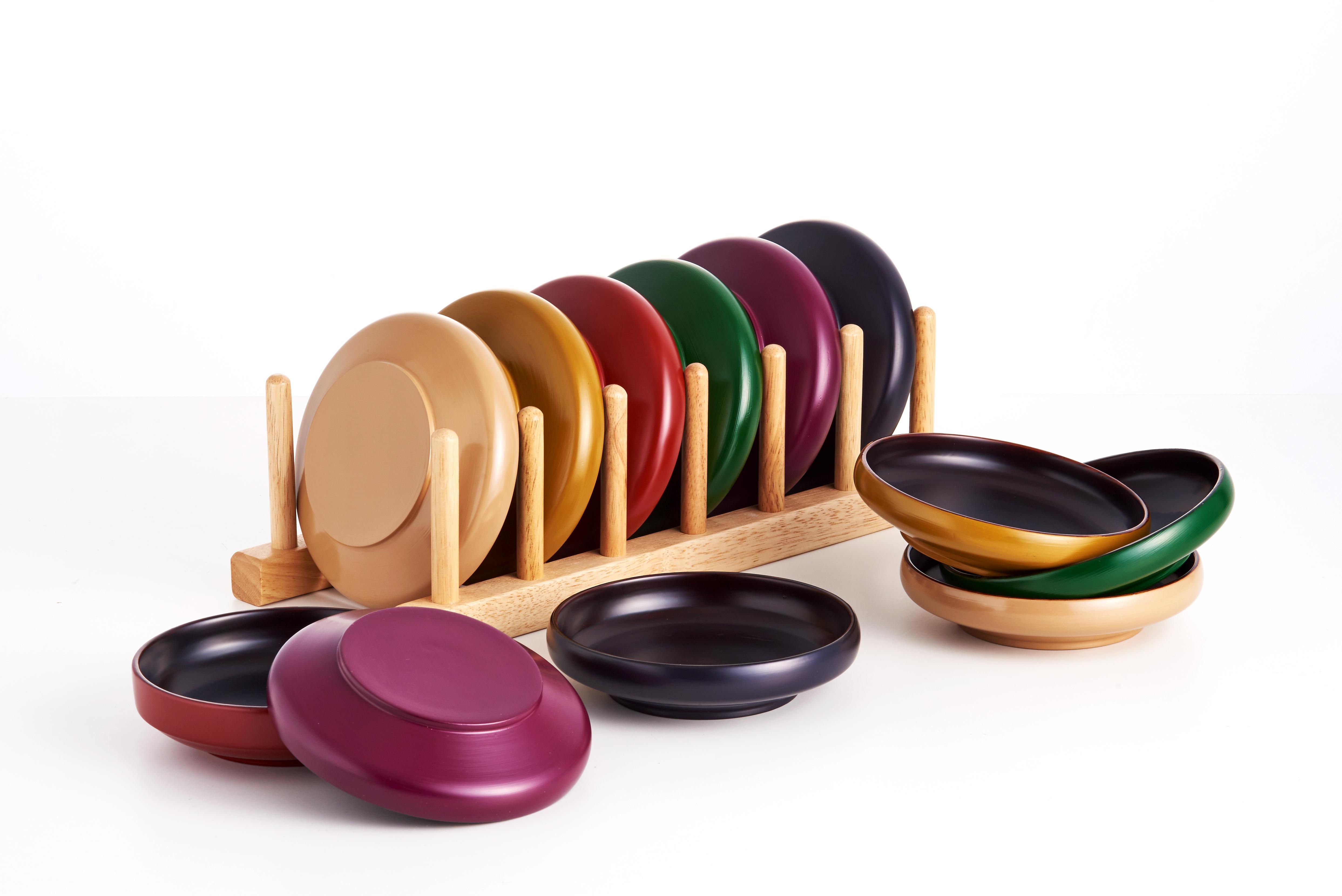 ottchil 6color dishs