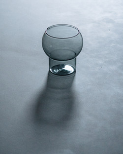 Bubble cup (gray)
