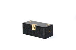 Oriental money box(dot's patter)