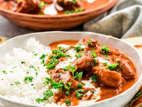 Butter Chicken in the Instant Pot