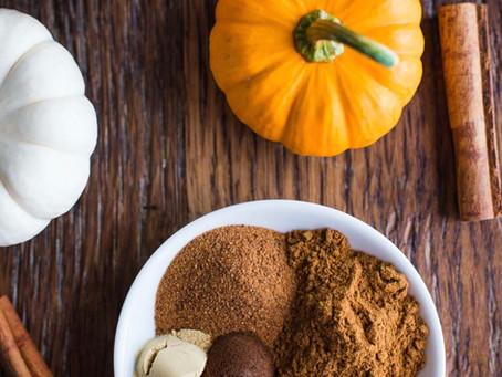 Homemade Pumkin Pie Spice