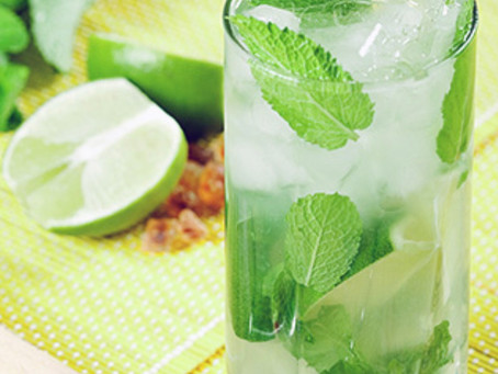 Lemongrass Mojitos