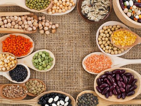 Protein Ideas for Vegans.