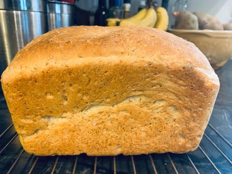 Classic Wheat Bread