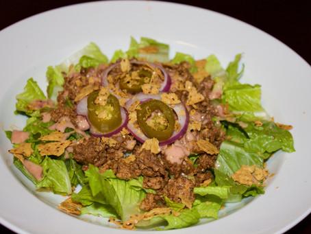 Defined Taco Salad